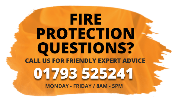 Fire Protection Questions? Call us on 01793 525241 for friendly, expert advice.